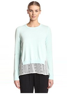 French Connection Women's ayered Top