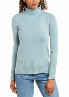 French Connection Women's Babysoft Long Sleeve Soft Solid Pullover Sweater  M