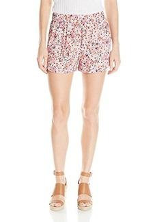 French Connection Women's Bacongo Daisy Drape Shorts