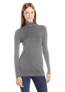 French Connection Women's Bambi Solid Turtleneck  S