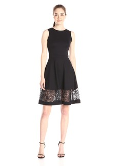 French Connection Women's Beau Viscose Dress