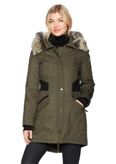 French Connection Women's Bomber Parka  S