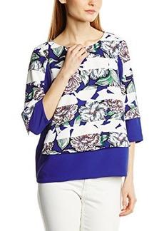 French Connection Women's Bonita Spring Stripe Long Sleeve Top