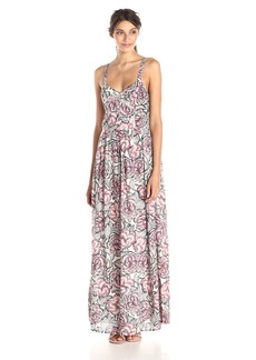 French Connection Women's Bonita Springs All Over Printed Maxi Dress