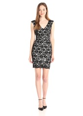 French Connection Women's Botanical Tripp Lace Dress