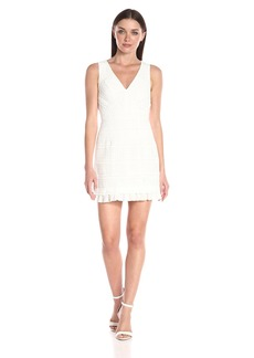 French Connection Women's Summer Cage Sleeveless Dress