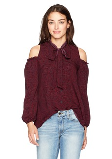 French Connection Women's Callie Crepe Top