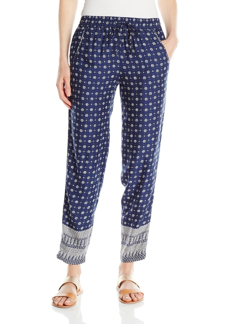 French Connection Women's Castaway Drape Pants