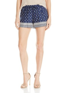 French Connection Women's Castaway Drape Shorts