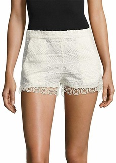 French Connection Women's Castaway Stripe Shorts