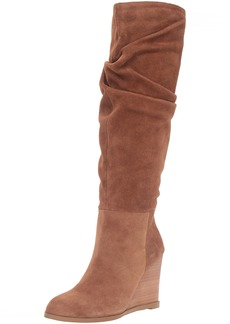 French Connection Women's Chevron Slouch Boot  3 EU/ M US