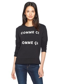 French Connection Women's Ci Comme Ca Sweatshirt  S