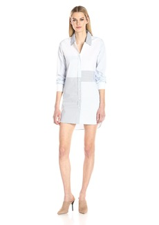 French Connection Women's City Stripe Dress