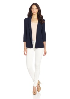 French Connection Women's Classic Connie Crepe Jacket