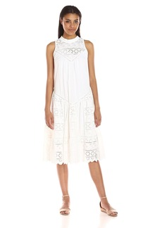 French Connection Women's Clementine Cotton Dress