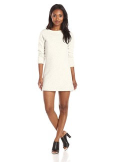 French Connection Women's Cocoon Marl Long Sleeve Dress