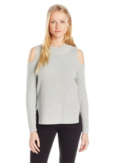 French Connection Women's Cold Shoulder Sweater  S
