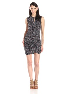 French Connection Women's Confetti Grid Jersey Dress