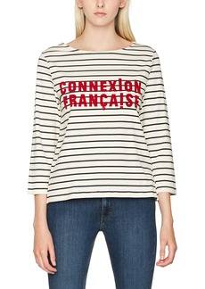 French Connection Women's Connexion Francaise Tee  S