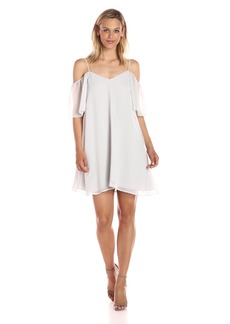 French Connection Women's Constance Drape Dress  L
