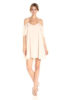 French Connection Women's Constance Drape Dress  M