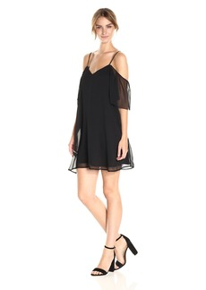 French Connection Women's Constance Drape Dress  XS