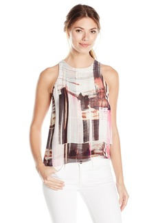 French Connection Women's Cornell Sheer Top