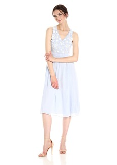 French Connection Women's Dalia Sheer Dress