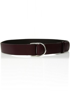 French Connection Women's Double Ring Belt WIMBERRY M