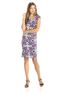 French Connection Women's Electric Mosaic Dress