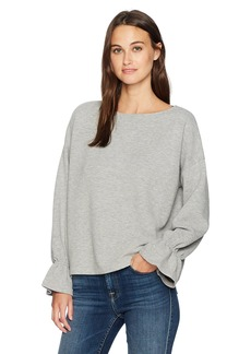 French Connection Women's Ellen Texture Top  L
