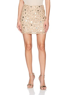 French Connection Women's Eloise Mirrors Mini Skirt