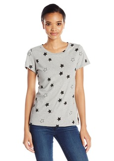 French Connection Women's Embellished Star Tee  M