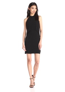 French Connection Women's Emma Crepe Dress