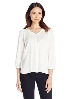 French Connection Women's Empire Dot Top