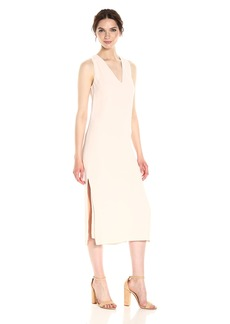 French Connection Women's Essien Crepe Dress