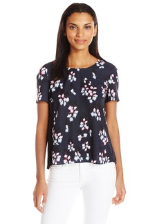 French Connection Women's Eva Crepe Light Blouse  S