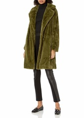 French Connection Women's Faux Fur Coats and Jackets  S
