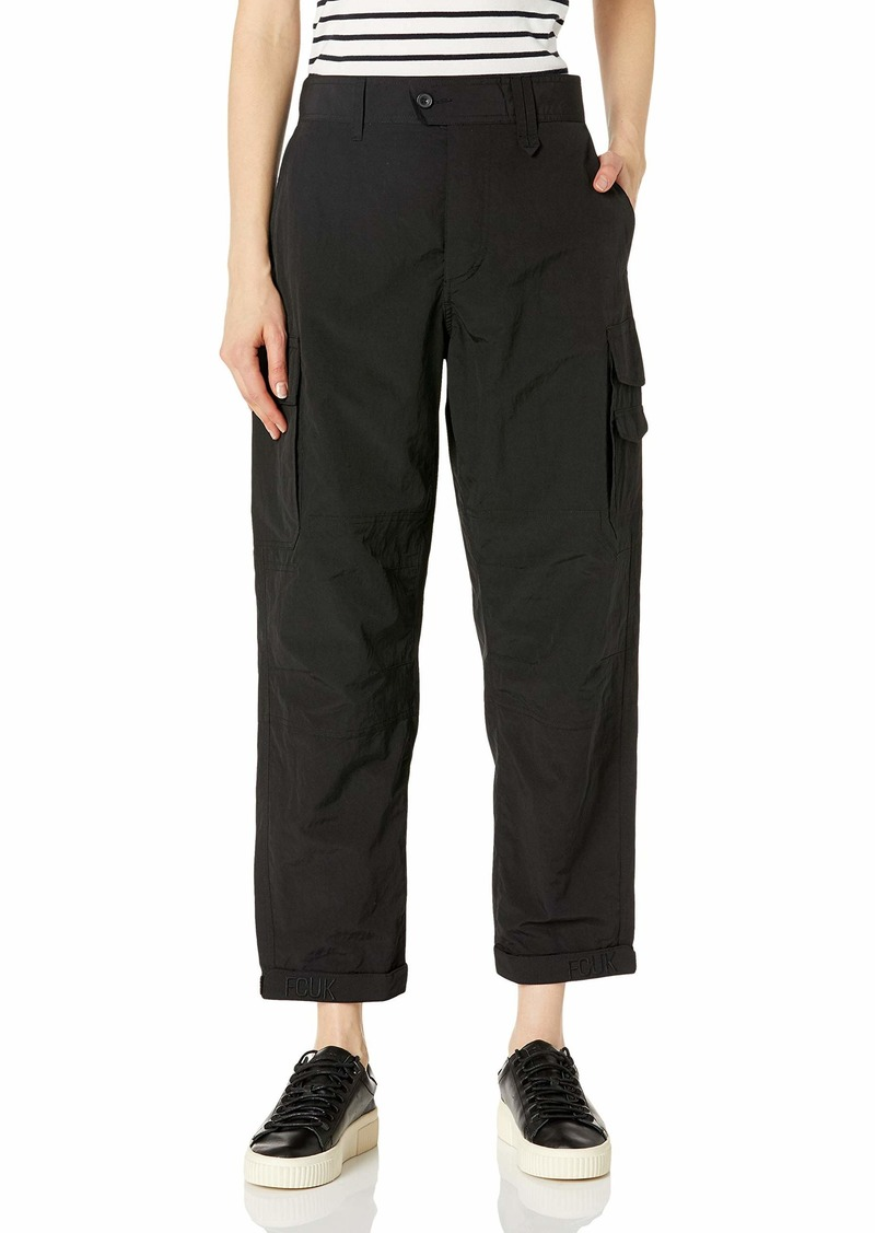 French Connection Women's FCUK Reflective Pants  S