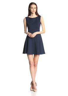 French Connection Women's Feather Ruth Classic Dress