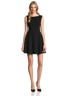 French Connection Women's Feather Ruth Classic Fit and Flare Dress