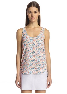 French Connection Women's Floral Print Tank