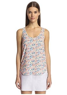 French Connection Women's Floral Print Tank   US