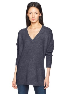 French Connection Women's Flossy Knits V Neck Sweater  S