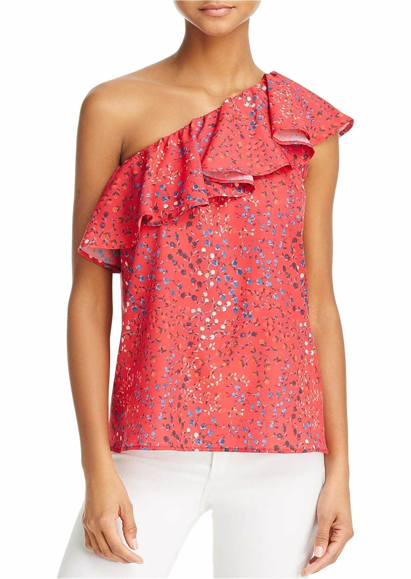 French Connection Women's Frances Drape Top  XS