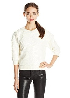 French Connection Women's Frosty Polar Top
