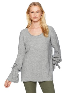 French Connection Women's Ft Tie Wrist Knit Sweater  M