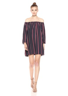 French Connection Women's Hasan Stripe Dress  XS
