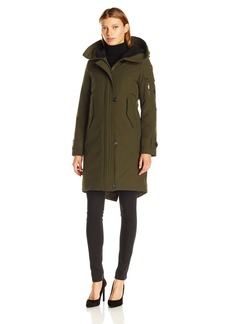 French Connection Women's Heavy Duty Snorkle Parka  XL