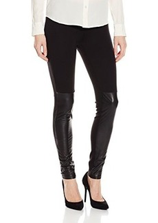 French Connection Women's Hells Leather Pant